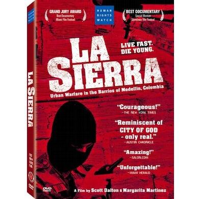 SIERRA (2005) DVD