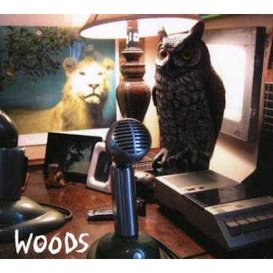 Woods AT REAR HOUSE CD