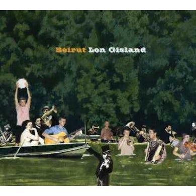 Beirut LON GISLAND CD