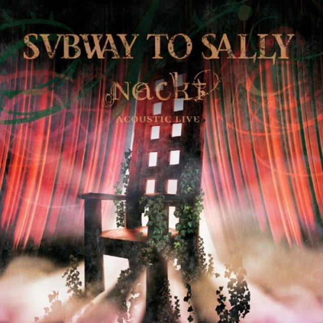 Subway To Sally NACKT CD
