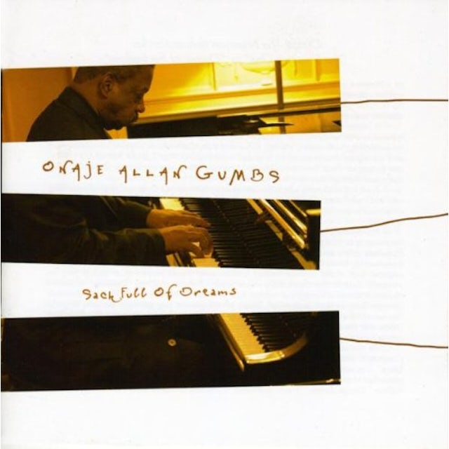 Onaje Allan Gumbs SACK FULL OF DREAMS CD