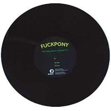 Fuckpony DARK SIDE OF THE PONY PT 1 Vinyl Record