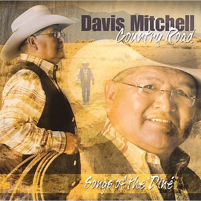 Davis Mitchell COUNTRY ROAD CD