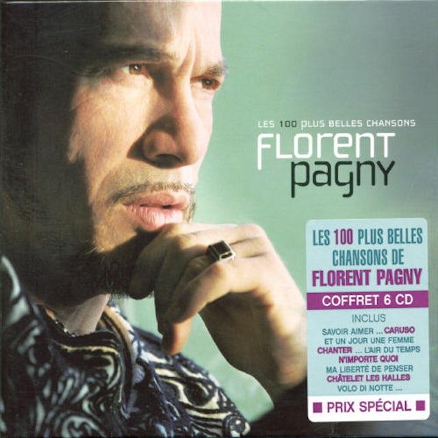 Florent Pagny 100 PLUS BELLES CHANSONS CD