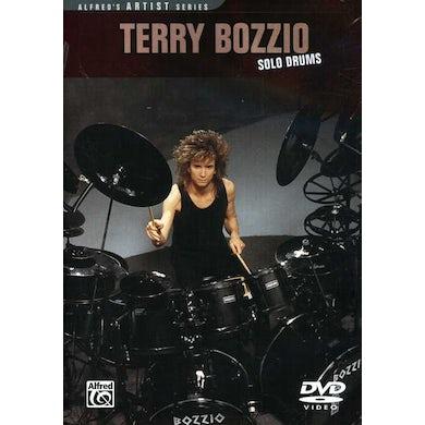 Terry Bozzio SOLO DRUMS DVD