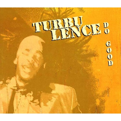 Turbulence DO GOOD Vinyl Record