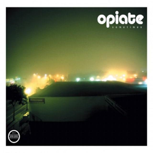 Opiate SOMETIMES Vinyl Record