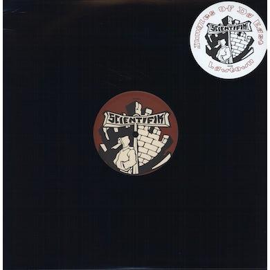 Scientifik JUNGLES OF THE EAST / LAWTOWN Vinyl Record