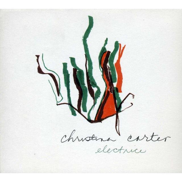 Christina Carter ELECTRICE CD