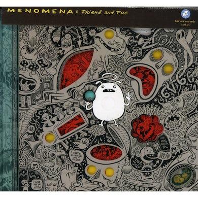 Menomena FRIEND & FOE CD