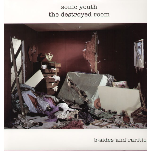 Sonic Youth DESTROYED ROOM: B-SIDES & RARITIES Vinyl Record
