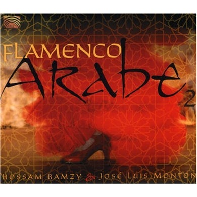 HOSSAM RAMZY FLAMENCO ARABE 2 CD