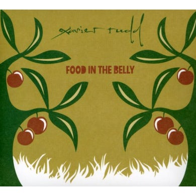 Xavier Rudd FOOD IN THE BELLY CD