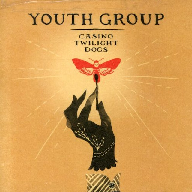 Youth Group CASINO TWILIGHT DOGS CD