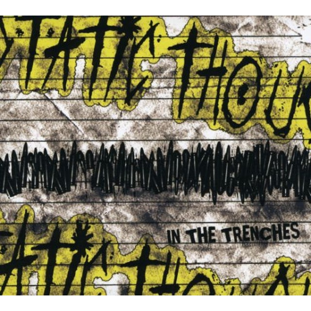 Static Thought IN THE TRENCHES CD