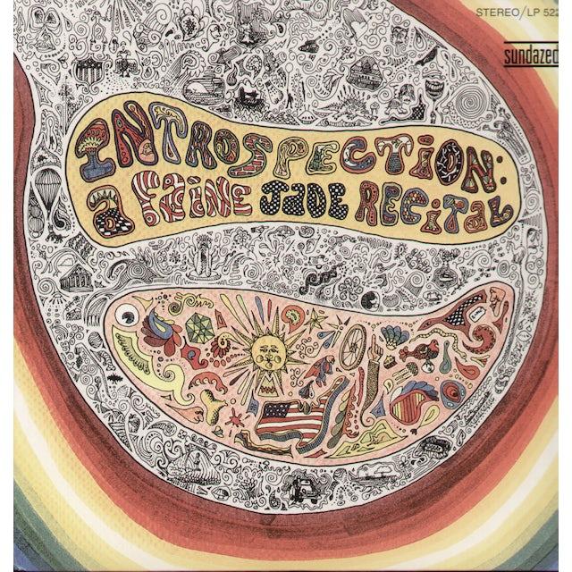 INTROSPECTION: A FAINE JADE RECITAL Vinyl Record