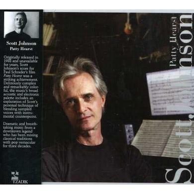 Scott Johnson PATTY HEARST CD