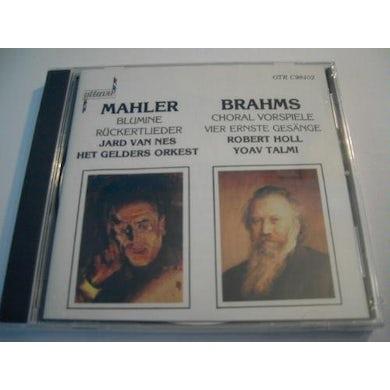 Gustav Mahler BLUMINE / RUCKERLIEDER CD