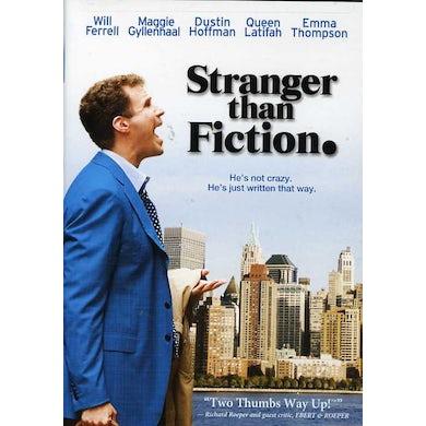 STRANGER THAN FICTION (2006) DVD