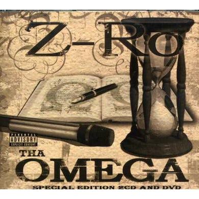Z-Ro THA OMEGA CD