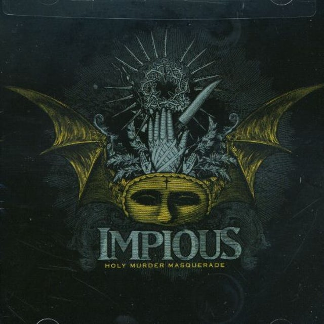 Impious HOLY MURDER MASQUERADE CD