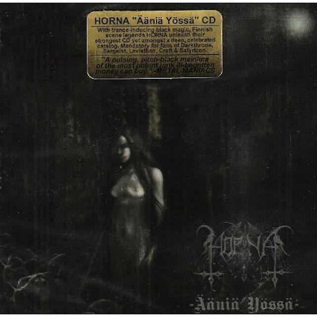 Horna AANIA YOSSA CD