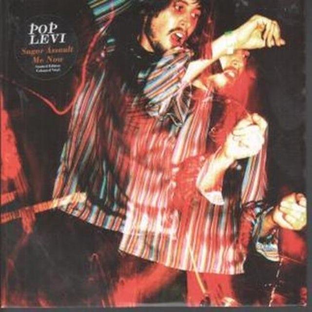 Pop Levi SUGAR ASSAULT ME NOW Vinyl Record