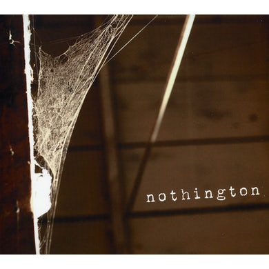 Nothington ALL IN CD