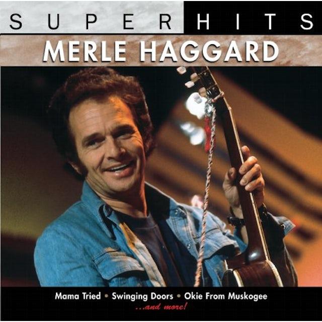 Merle Haggard SUPER HITS 2 CD