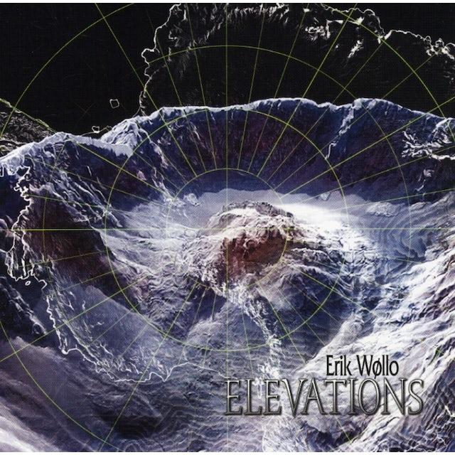 Erik Wollo ELEVATIONS CD