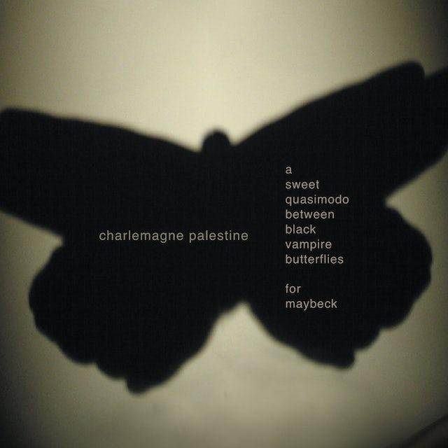 Charlemagne Palestine SWEET QUASIMODO BETWEEN BLACK VAMPIRE BUTTERFLIES CD
