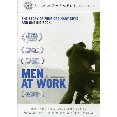 MEN AT WORK (2006) DVD