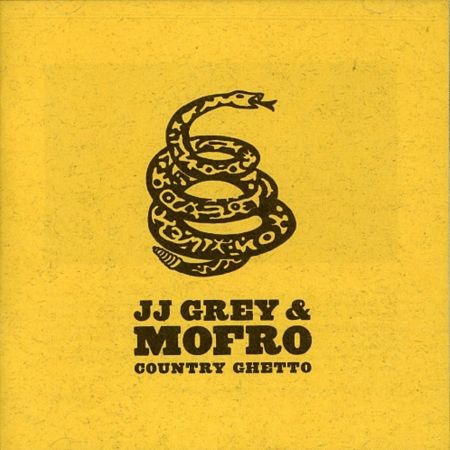 JJ Grey & Mofro COUNTRY GHETTO CD