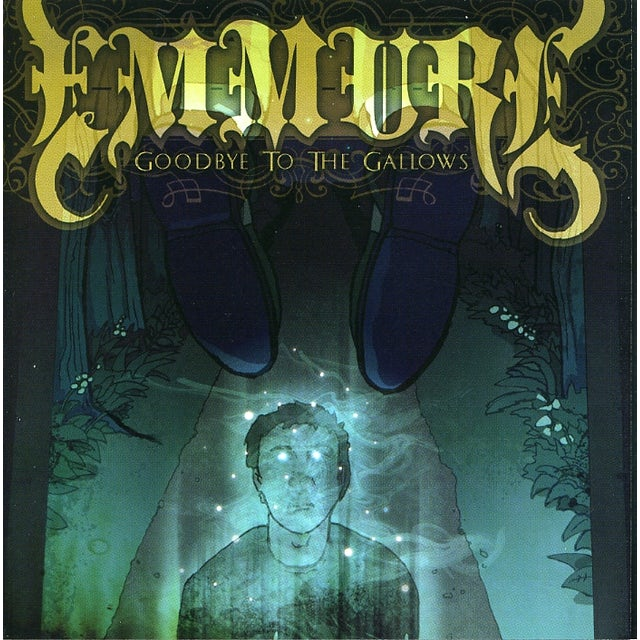 Emmure GOODBYE TO THE GALLOWS CD