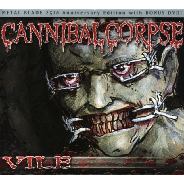 Cannibal Corpse VILE CD
