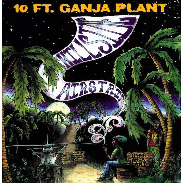 10 Ft Ganja Plant HILLSIDE AIRSTRIP Vinyl Record
