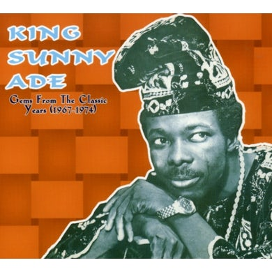 King Sunny Ade GEMS FROM THE CLASSIC YEARS (1967-1976) CD