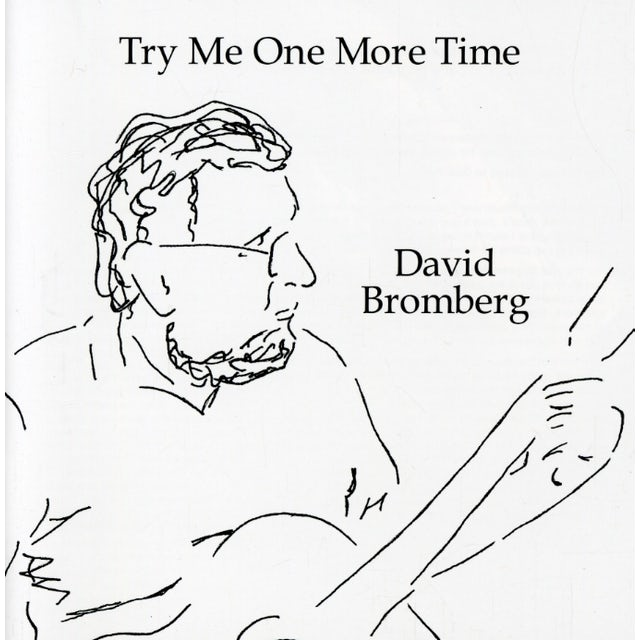 David Bromberg TRY ME ONE MORE TIME CD