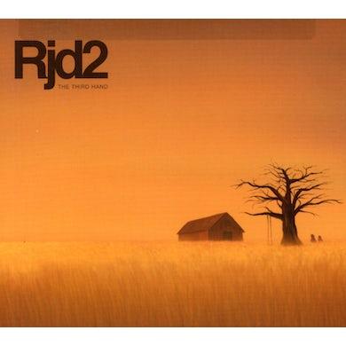 Rjd2 THIRD HAND CD