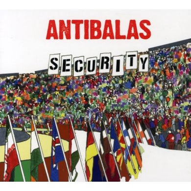 Antibalas SECURITY CD
