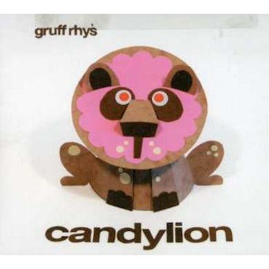Gruff Rhys CANDYLION CD