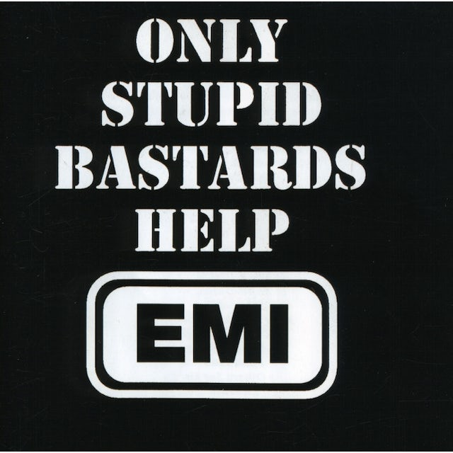 Conflict ONLY STUPID BASTARDS HELP EMI CD