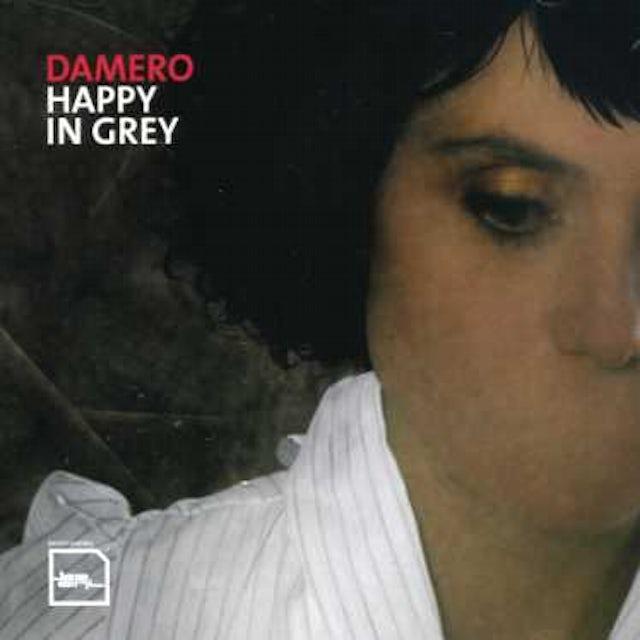 Damero HAPPY IN GREY CD