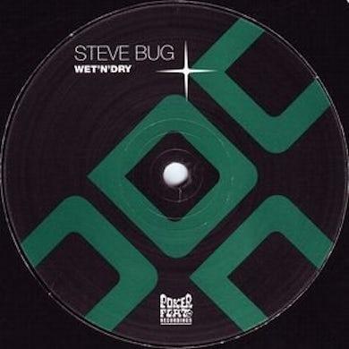 Steve Bug WET N DRY EP Vinyl Record
