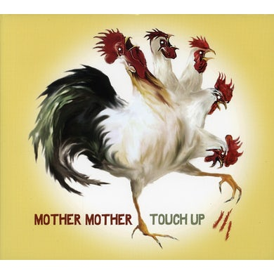 Mother Mother TOUCH UP CD