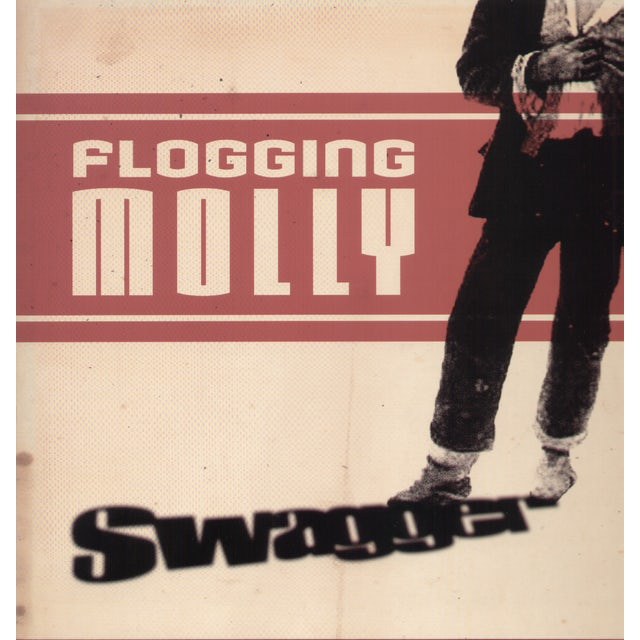 Flogging Molly SWAGGER Vinyl Record