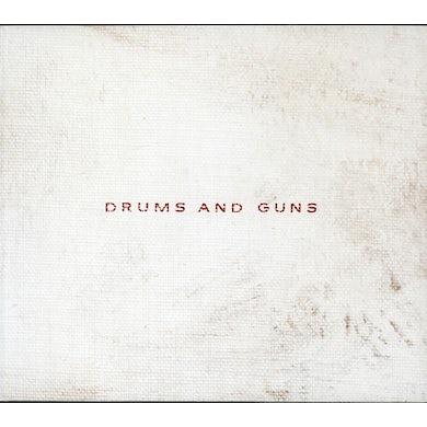 Low DRUMS & GUNS CD