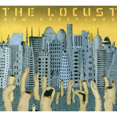 Locust NEW ERECTIONS CD