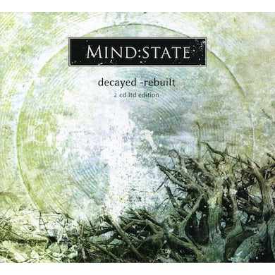 Mind:State DECAYED REBUILT CD - Limited Edition