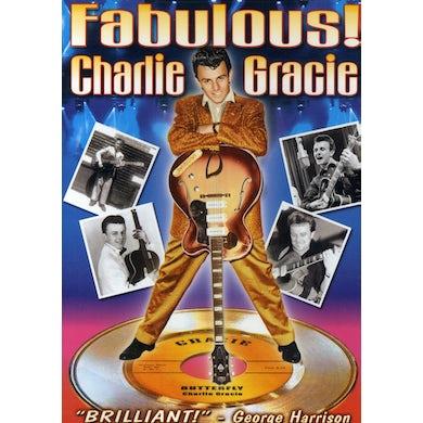 Charlie Gracie FABULOUS DVD